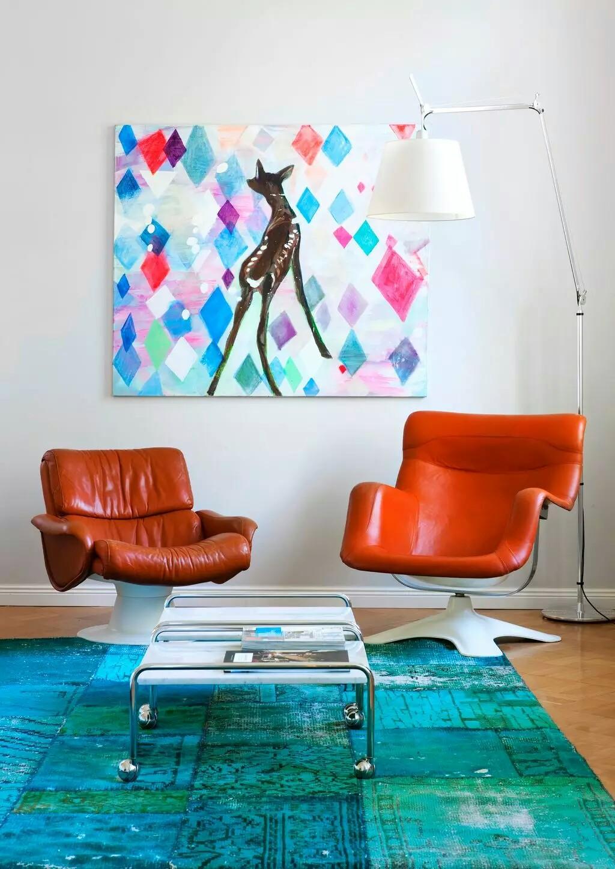 Do It Yourself Home Design: Pop Interior Design