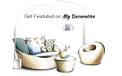 Get Featured on My Decorative