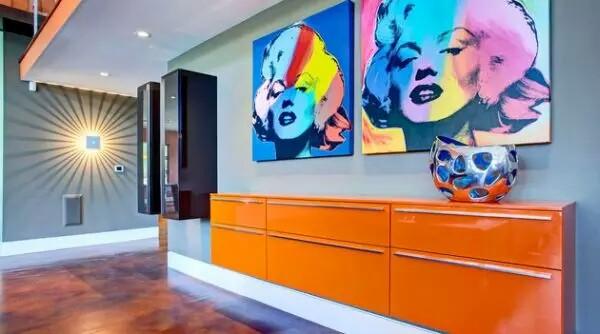 Pop Interior Design My Decorative