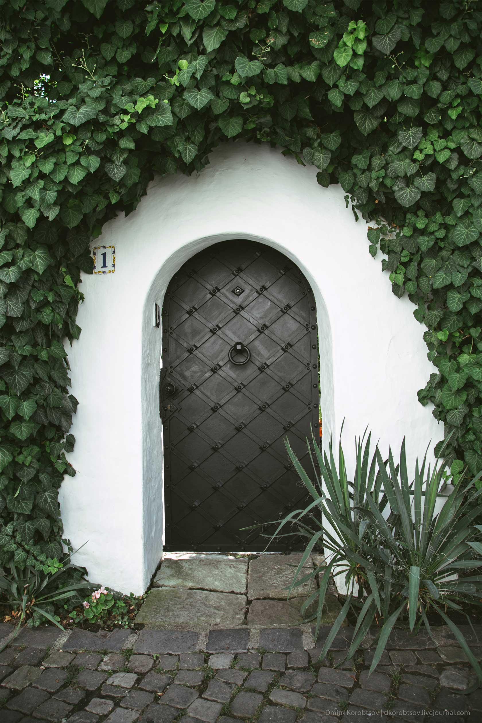Artistic Vintage Doors