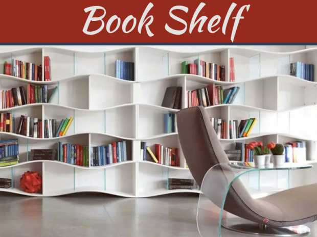Beautiful Bookshelves Design