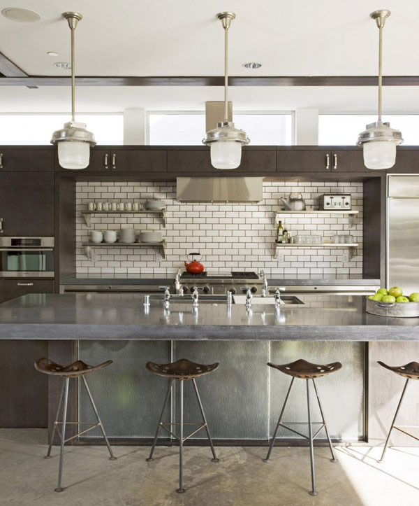 contemporary-california-houses-suburban-industrial interior design