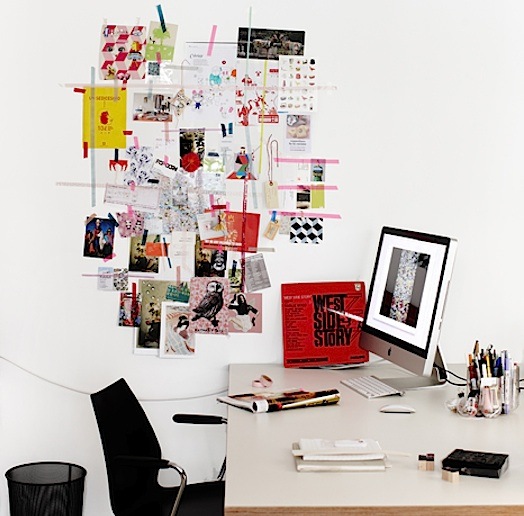 creative mood board