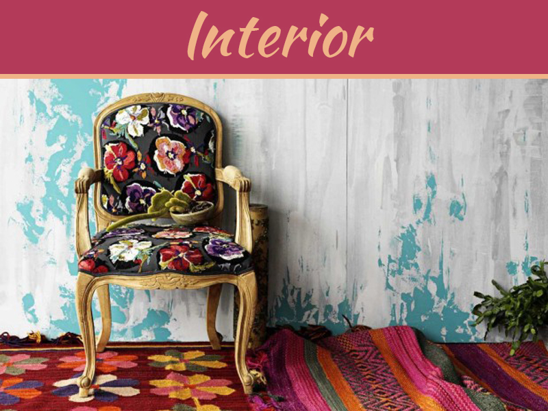 Decorative Bohemian Interiors
