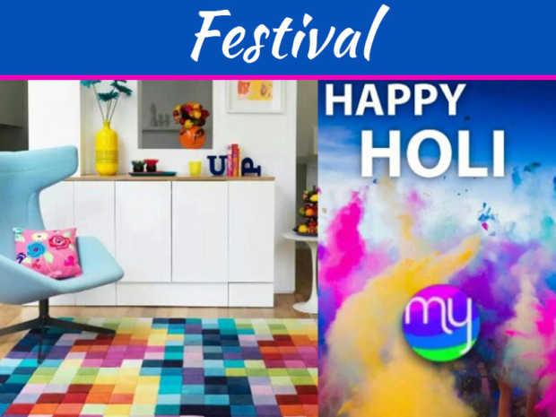 Festival of colors, Happy Holi