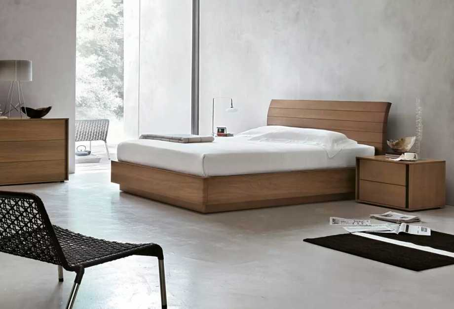 minimal bedroom furniture