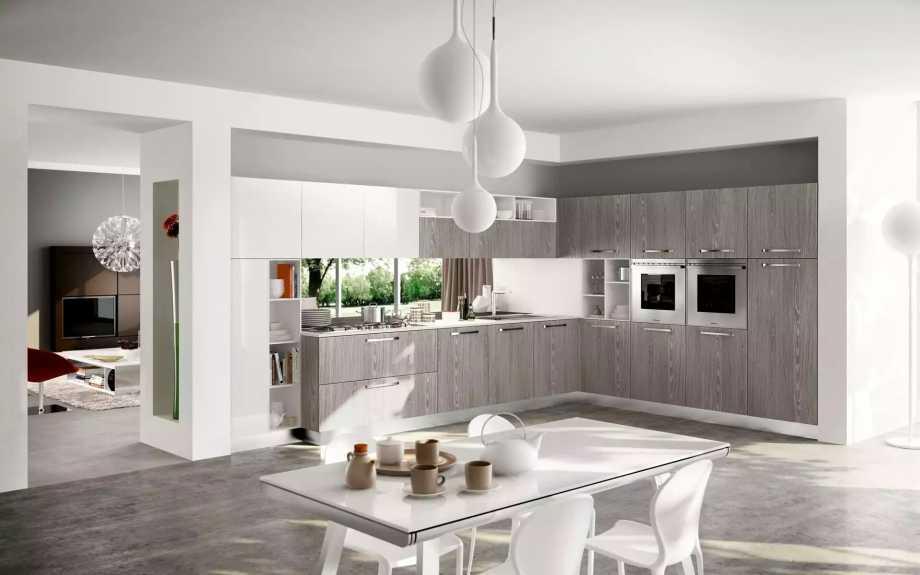 modern bright kitchen design~02