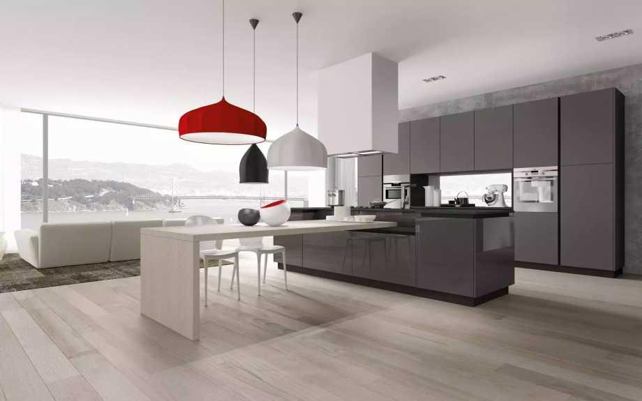 modern sunny bright kitchen design~01
