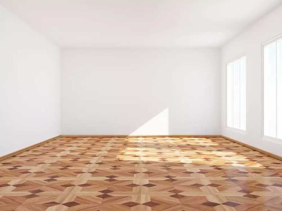 parquet geometrical wooden flooring~01