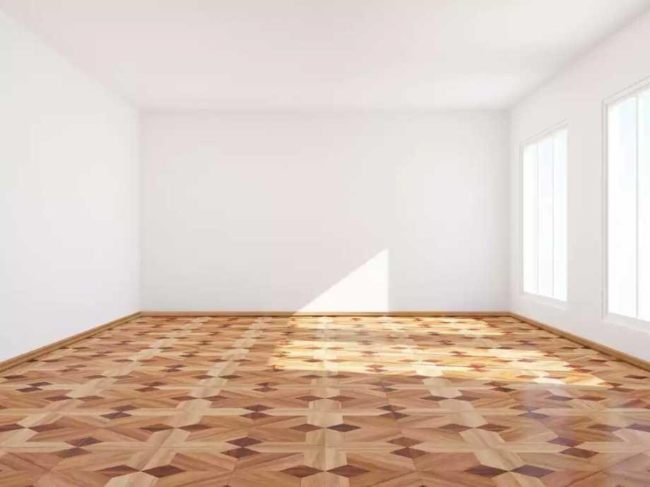 parquet geometrical wooden flooring~01