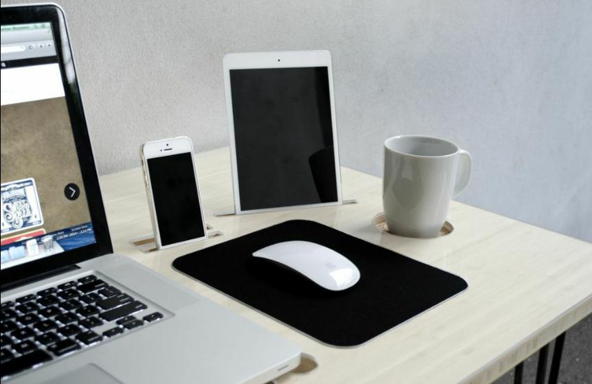 slatepro iphone ipad macbook imac dock workdesk 4