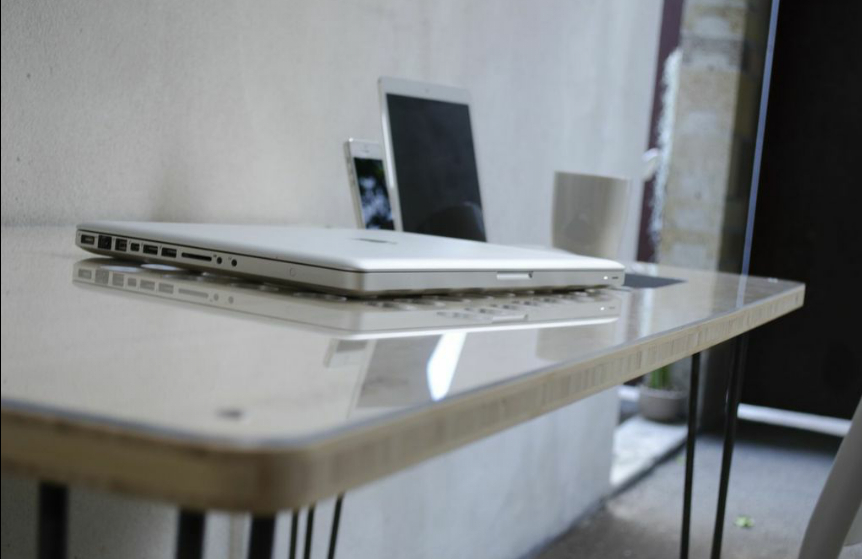 SlatePro iPhone iPad MacBook iMac Dock Workdesk
