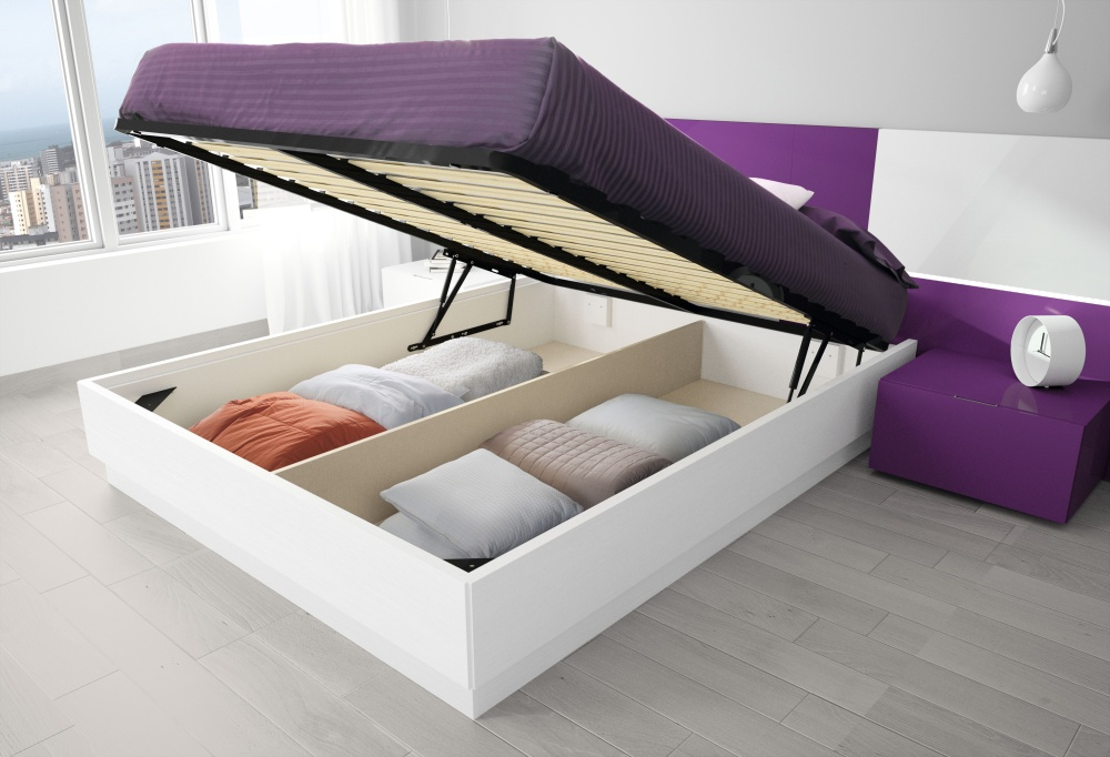 Why Opt for Beds with Storage | My Decorative