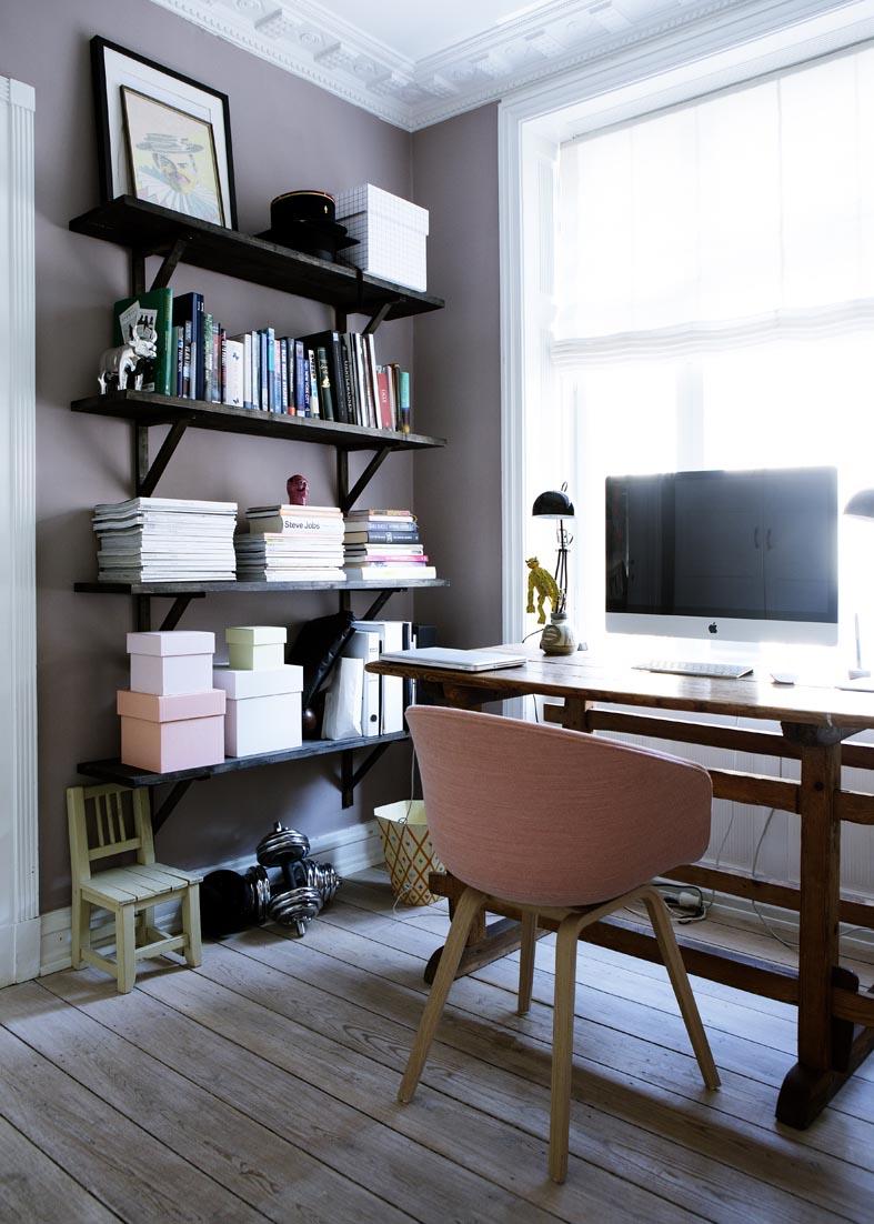 Clean Work Desk