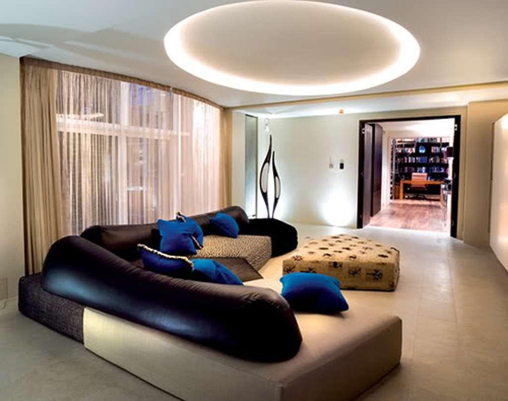Contemporary Interiors Living Room