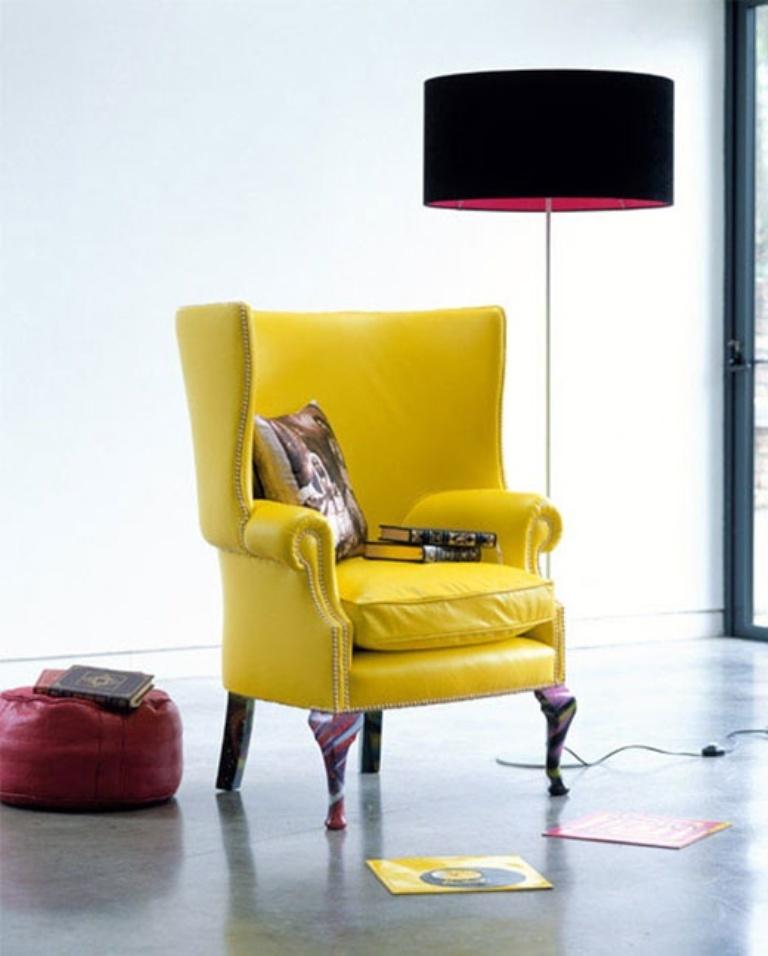 Stylish Wingback Chairs Part 1 My Decorative