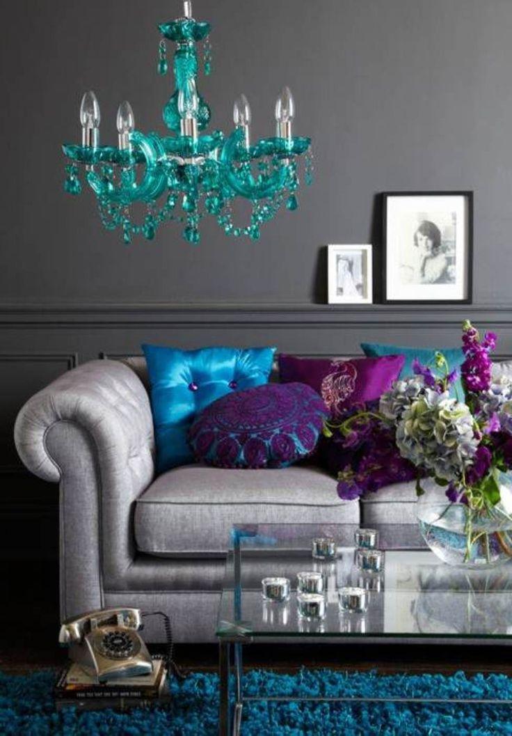 Feng Shui Modern Grey Interiors
