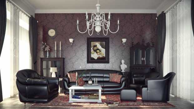 Modern Classic Style Interior Design