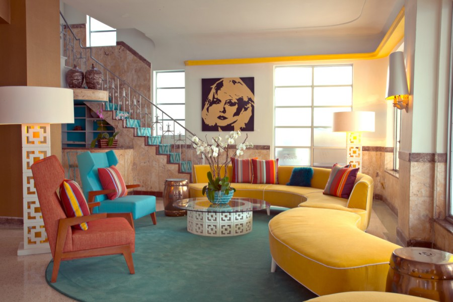 Retro Interior Design Style