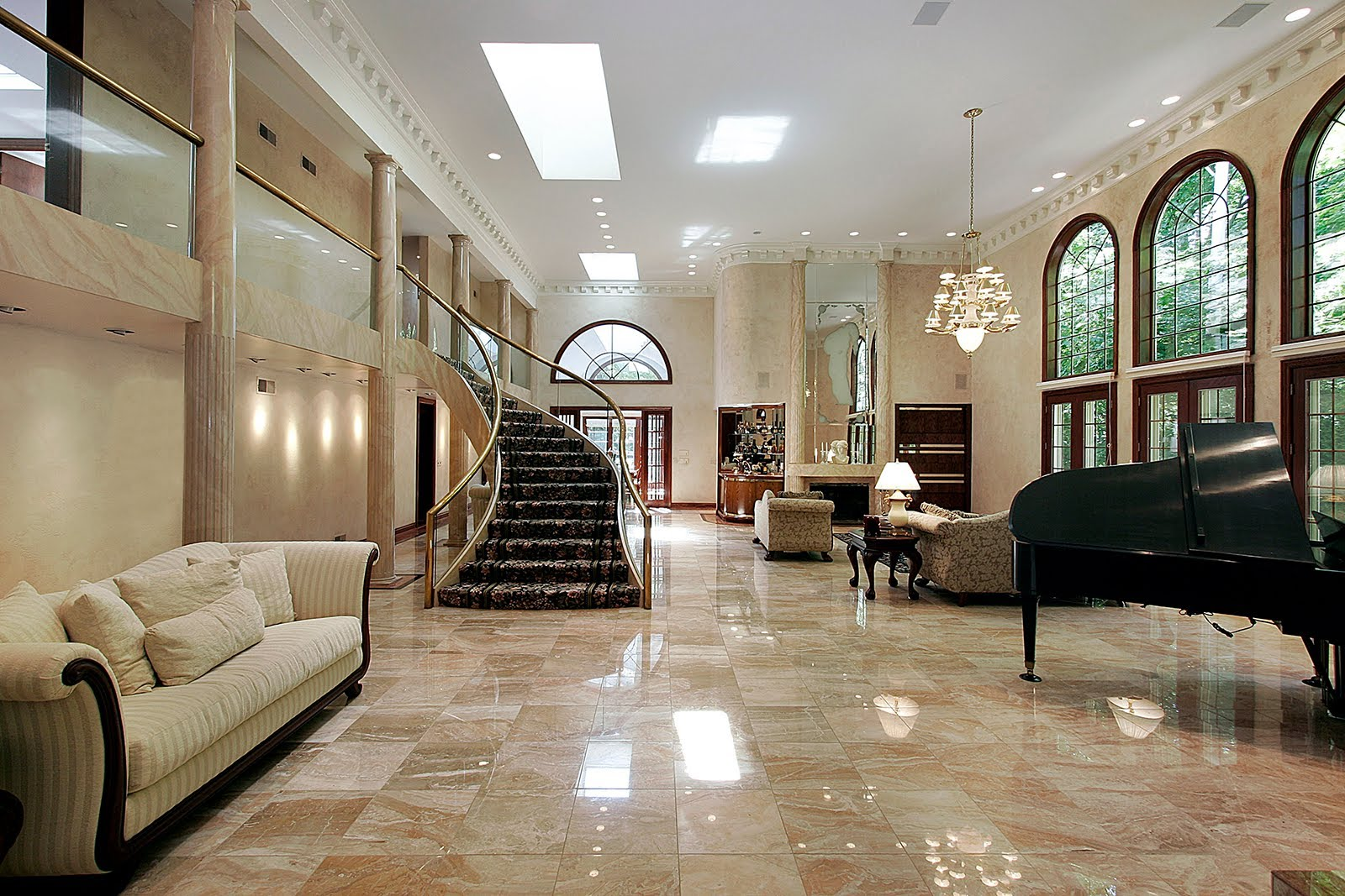 Homes With Marble Floors : Know about italian marble types for home décor my decorative