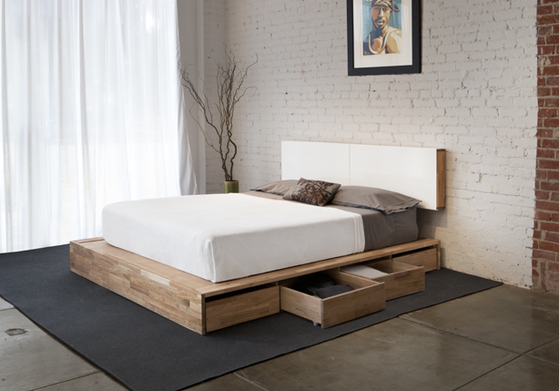 Why Opt for Beds with Storage