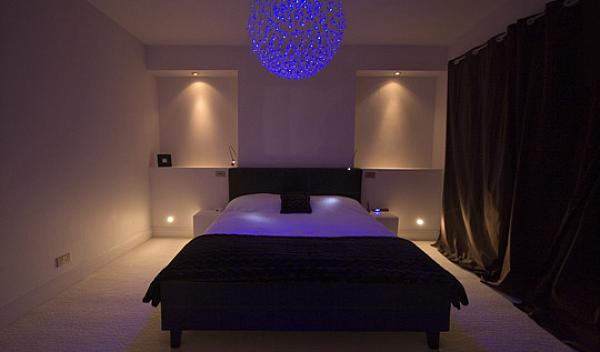 Beautiful Mood Lighting For Bedroom