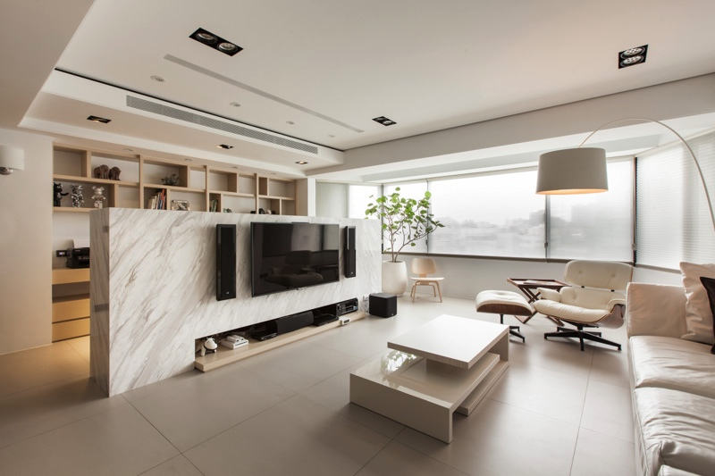 Italian Marble finish for Living Rooms | My Decorative