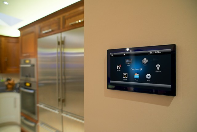 Kitchen Touch Screen Monitor
