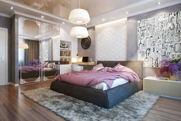 Bedroom Mirrors Interior