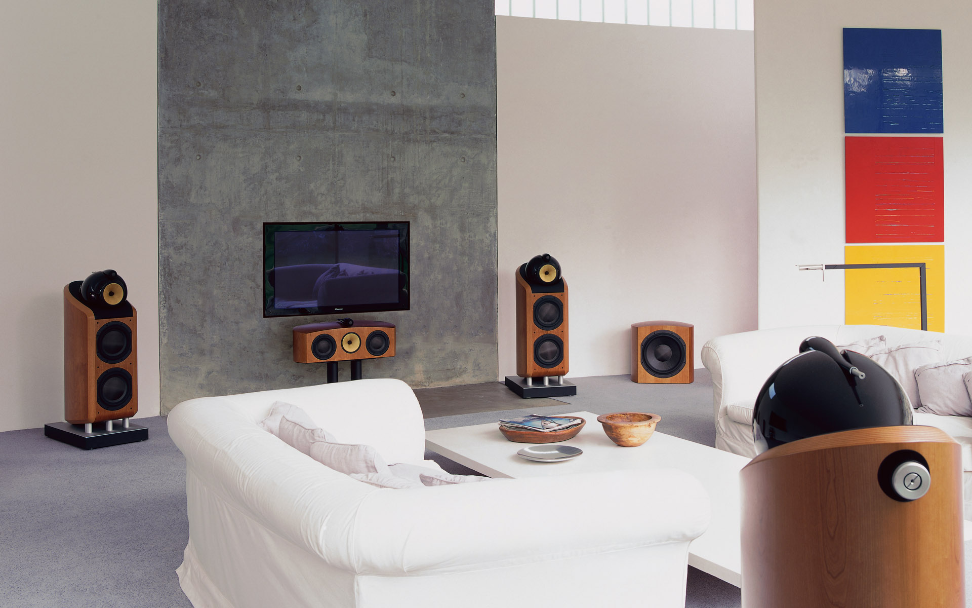 A Good Sound System