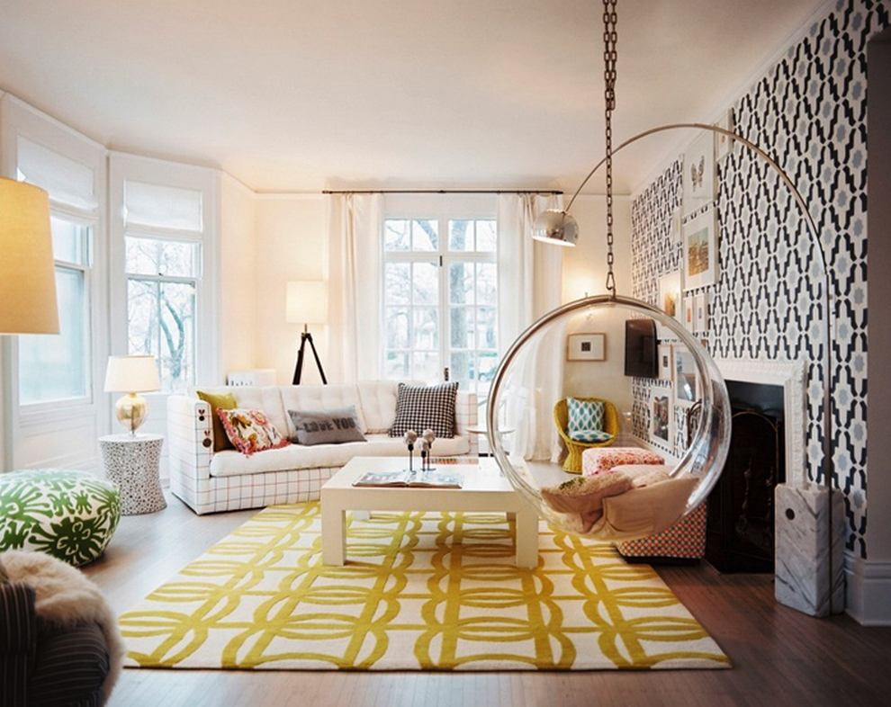 Some Easy Tricks to Mix and Match Patterns for Your Home My