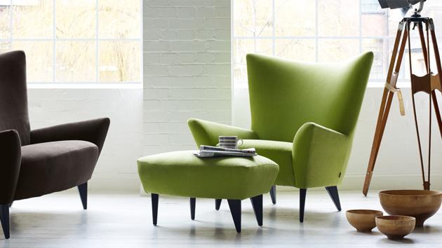 Wingback Modern Chairs