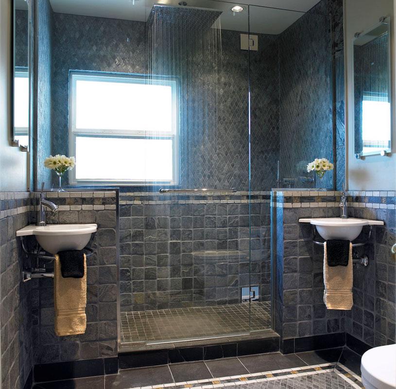 Плитка в ванной фото 2016