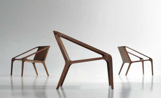 Sleeky Chair
