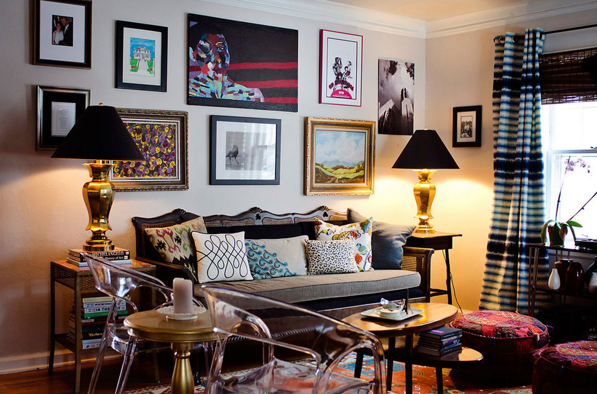 Vintage interior design my decorative for Living room design styles