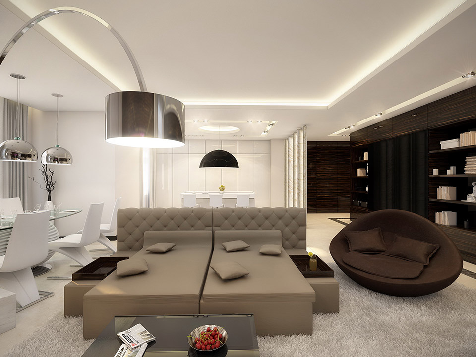 Beige And Beautiful Interiors My Decorative
