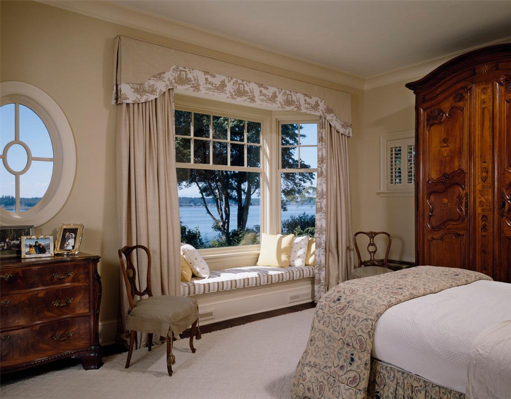 Bedroom Window Decoration