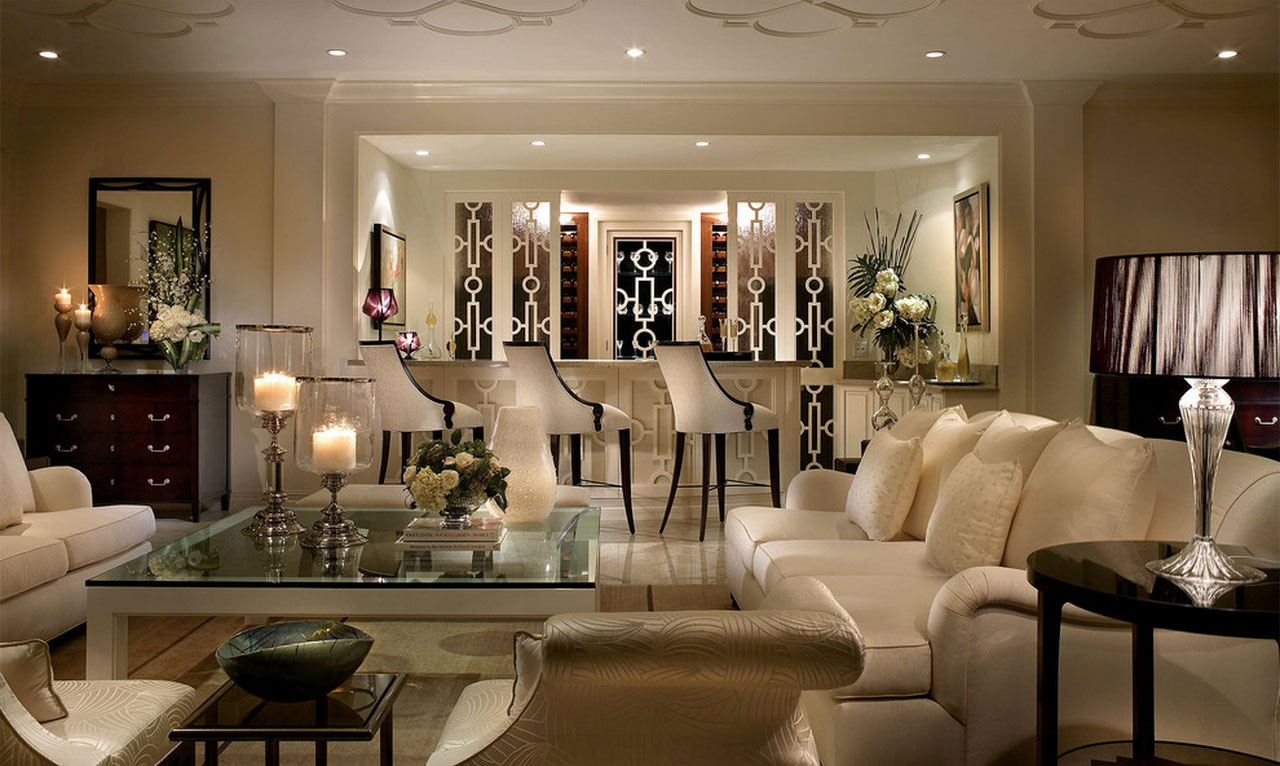 Elegant Living Room