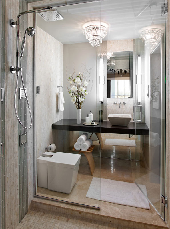 Ultra Modern Bathroom Decor Ideas | My Decorative