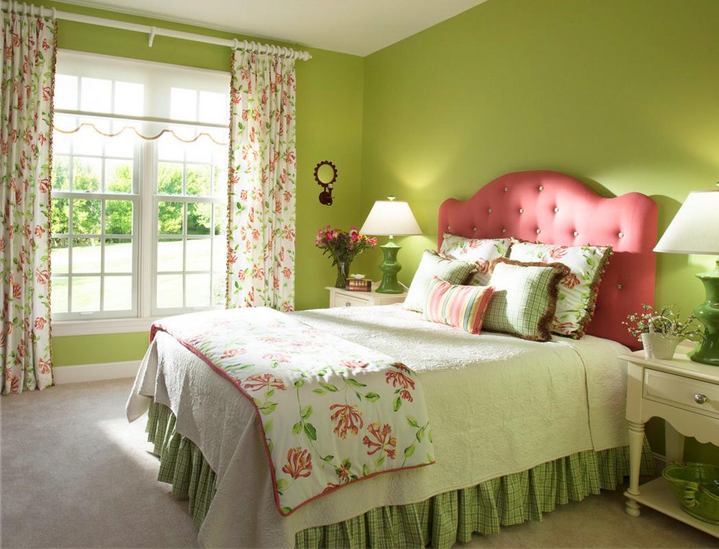 Dreamy Bedroom Colors