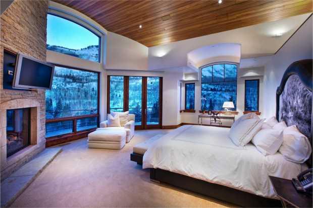 Illuminating Bedroom