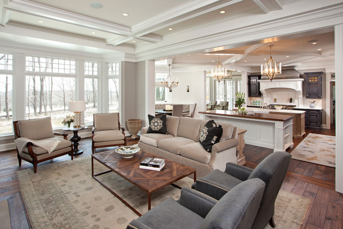 Interiors Of New Homes