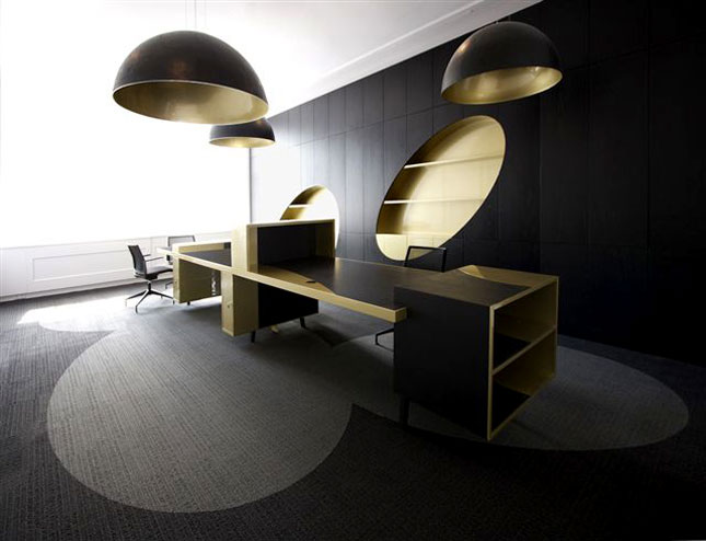 Modern Interior Design Office Executive Office Desks Cd Modern Design