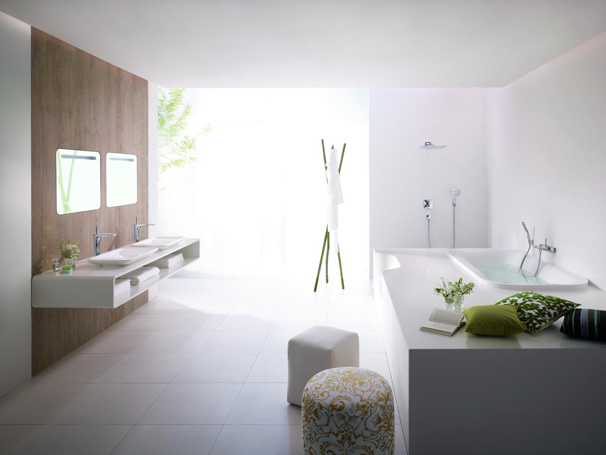 Modern Italian Bathroom Interior Design