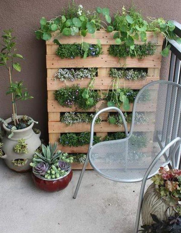 Pallet Design Garden