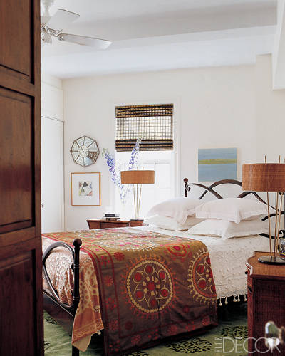 The Master Bedroom of Candace Bushnell