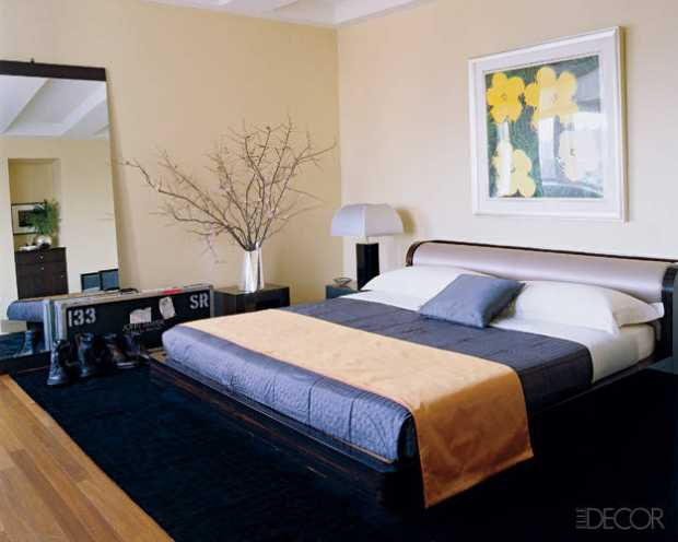 The Master Bedroom of John Mayer
