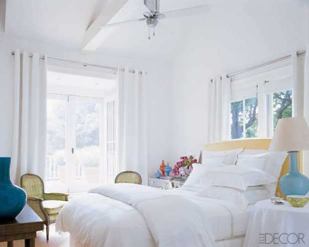 The Master Bedroom of Sarah Jessica Parker