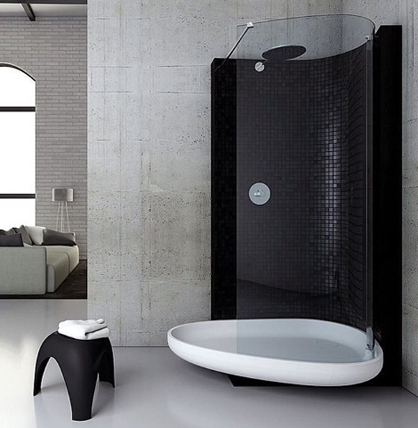 ultra modern-shower-design-ideas