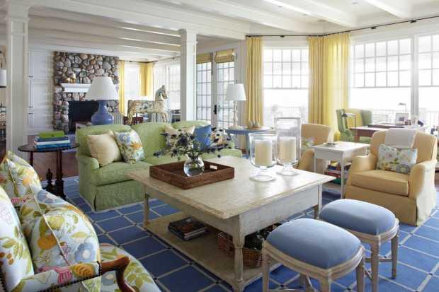 Vintage Look Interior Designing